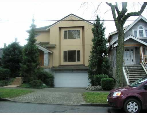 Main Photo: 382 E 34TH Avenue in Vancouver: Main House for sale (Vancouver East)  : MLS®# V811882