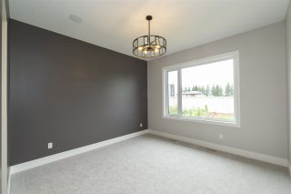 Photo 20: 4610 Knight Point in Edmonton: Zone 56 House Half Duplex for sale : MLS®# E4224095