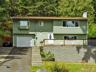 Photo 1: 3349 Betula Pl in VICTORIA: Co Triangle House for sale (Colwood)  : MLS®# 735749