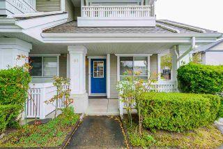 Main Photo: 55 22000 SHARPE Avenue in Richmond: Hamilton RI Townhouse for sale : MLS®# R2572983