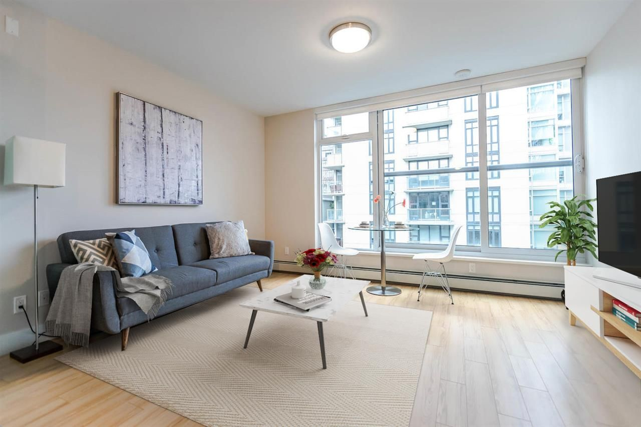 """Main Photo: #622 - 159 W.2nd Ave, in Vancouver: False Creek Condo for sale in """"Tower Green"""" (Vancouver West)  : MLS®# R2542355"""