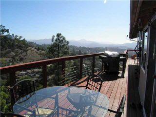 Photo 5: MOUNT HELIX Residential for sale or rent : 4 bedrooms : 4410 Alta Mira in La Mesa