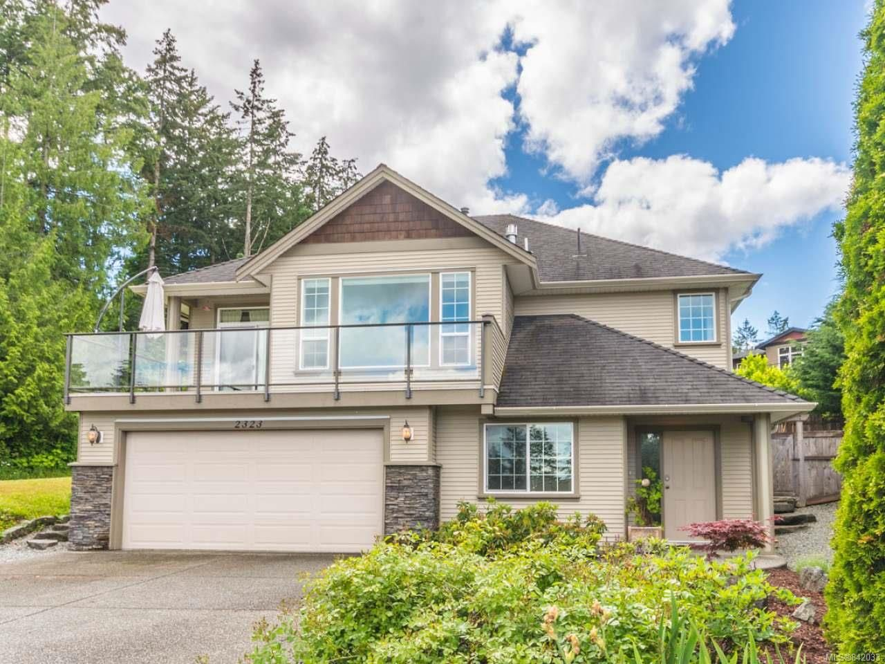Main Photo: 2323 GLENFORD PLACE in NANAIMO: Na Chase River House for sale (Nanaimo)  : MLS®# 842033