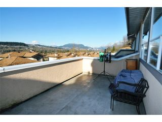"""Photo 17: 13 1238 EASTERN Drive in Port Coquitlam: Citadel PQ Townhouse for sale in """"PARKVIEW RIDGE"""" : MLS®# V1045328"""