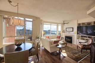 Photo 6: 1502 160 W KEITH Road in North Vancouver: Central Lonsdale Condo for sale : MLS®# R2243930
