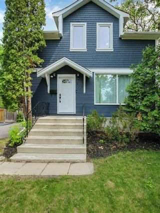 Photo 1: 259 Davidson Street in Winnipeg: Silver Heights Residential for sale (5F)  : MLS®# 202103219