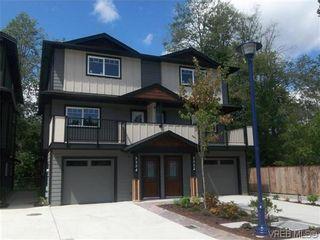 Photo 1: 3354 Radiant Way in VICTORIA: La Happy Valley Half Duplex for sale (Langford)  : MLS®# 625141