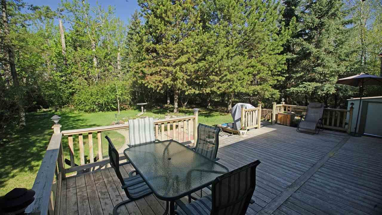 Main Photo: 4 Highlands Place: Wetaskiwin House for sale : MLS®# E4208013