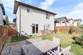 Photo 28: 39 Canoe Square SW: Airdrie Semi Detached for sale : MLS®# A1141255
