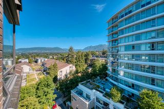 """Photo 13: 1009 170 W 1ST Street in North Vancouver: Lower Lonsdale Condo for sale in """"ONE PARK LANE"""" : MLS®# R2605831"""