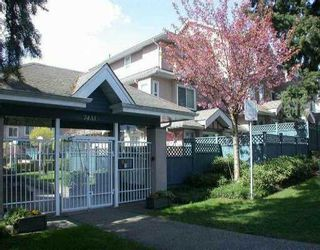 """Photo 1: 38 7433 16TH Street in Burnaby: Edmonds BE Townhouse for sale in """"VILLAGE DEL MAR"""" (Burnaby East)  : MLS®# V672755"""