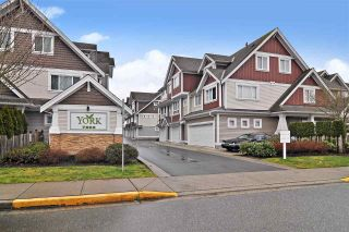 """Photo 1: 39 7298 199A Street in Langley: Willoughby Heights Townhouse for sale in """"York"""" : MLS®# R2542570"""