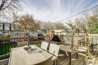 Photo 40: 821 8th Avenue North in Saskatoon: City Park Residential for sale : MLS®# SK873626
