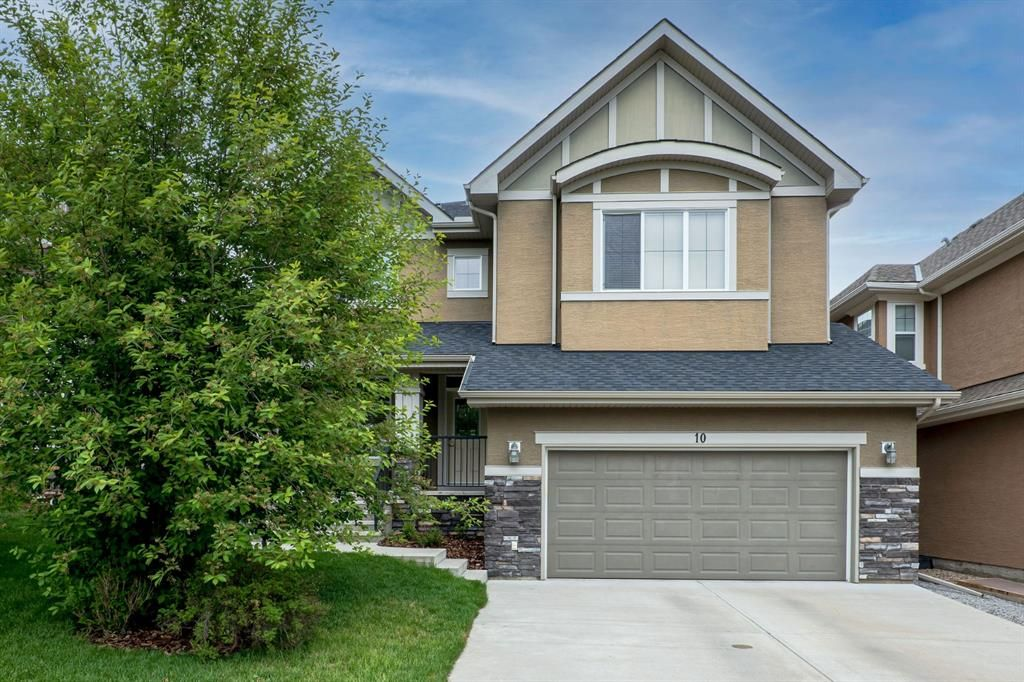 Main Photo: 10 Tuscany Estates Close NW in Calgary: Tuscany Detached for sale : MLS®# A1118276