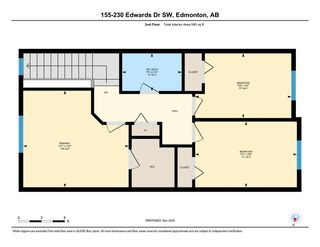 Photo 27: 155 230 EDWARDS Drive in Edmonton: Zone 53 Townhouse for sale : MLS®# E4239083
