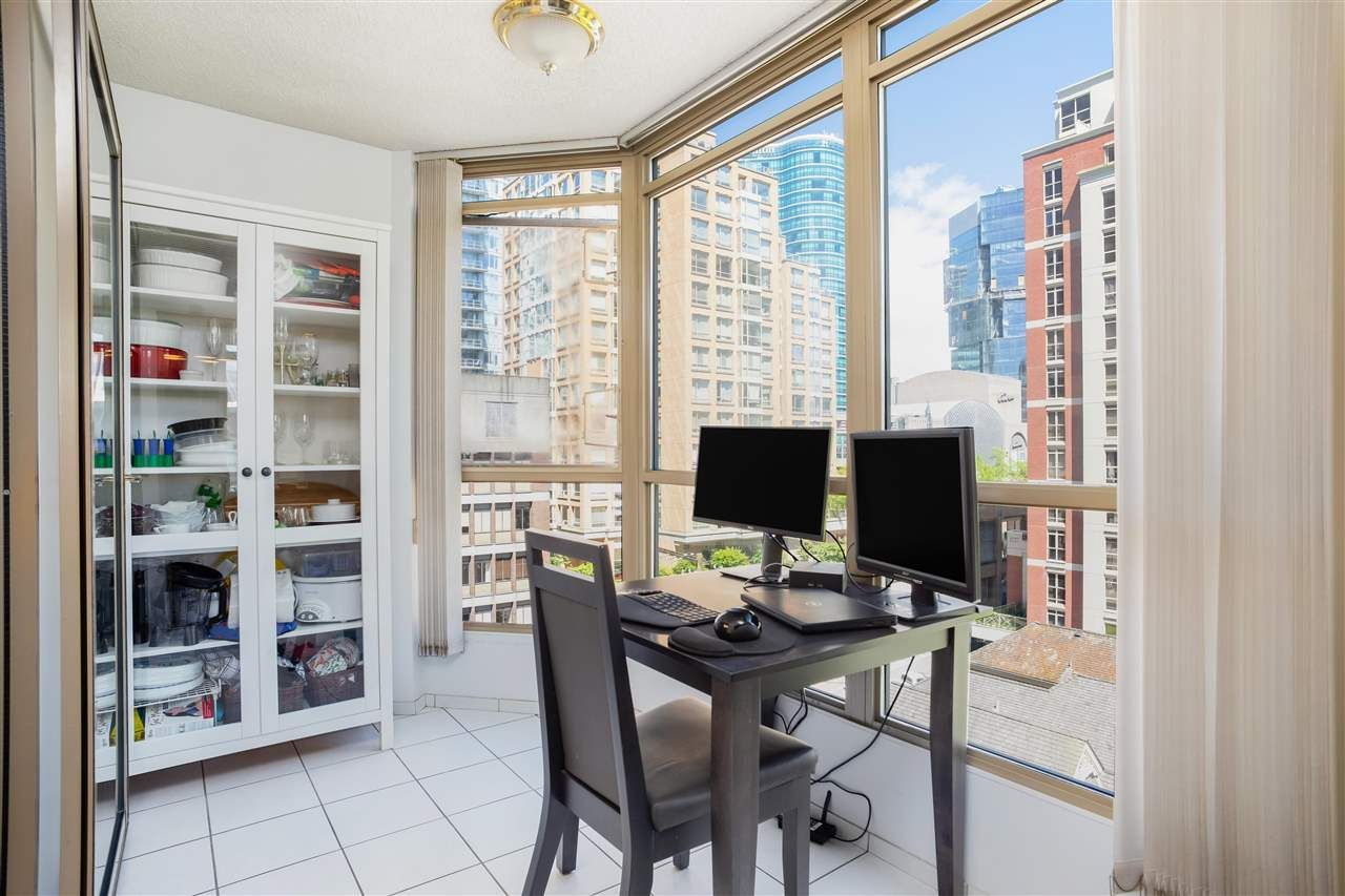"""Photo 15: Photos: 901 867 HAMILTON Street in Vancouver: Downtown VW Condo for sale in """"Jardine's Lookout"""" (Vancouver West)  : MLS®# R2588000"""