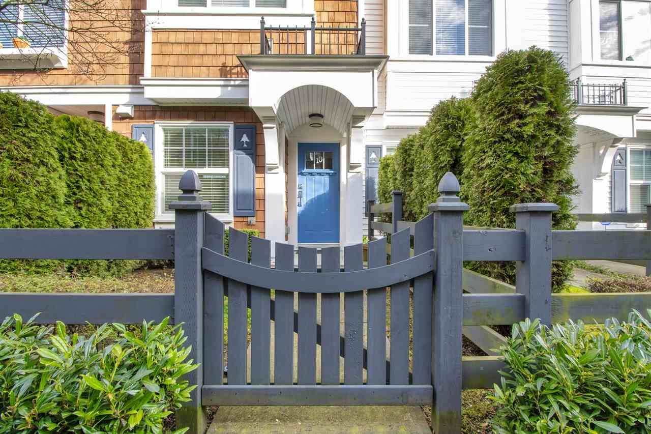 Main Photo: 10 14905 60 AVENUE in : Sullivan Station Townhouse for sale : MLS®# R2445996