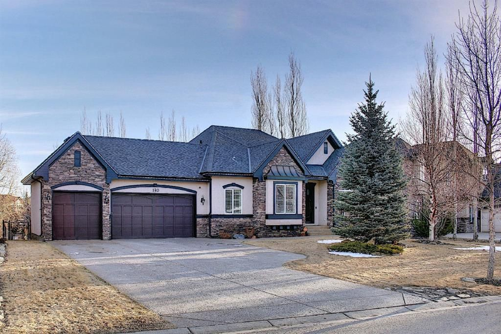 Main Photo: 140 Heritage Lake Shores: Heritage Pointe Detached for sale : MLS®# A1087900