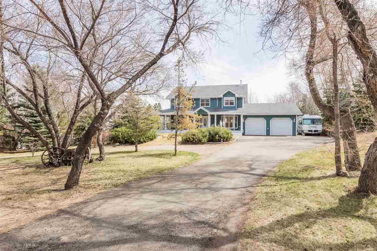 Main Photo: 5 26413 TWP RD 510: Rural Parkland County House for sale : MLS®# E4241477
