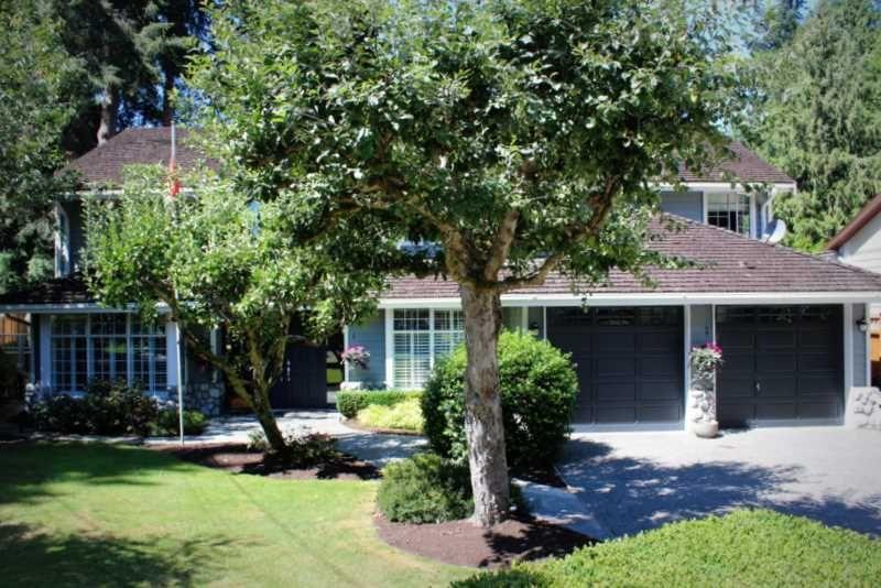 "Main Photo: 887 57TH Street in Tsawwassen: Tsawwassen East House for sale in ""EAGLES NEST"" : MLS®# V1136412"
