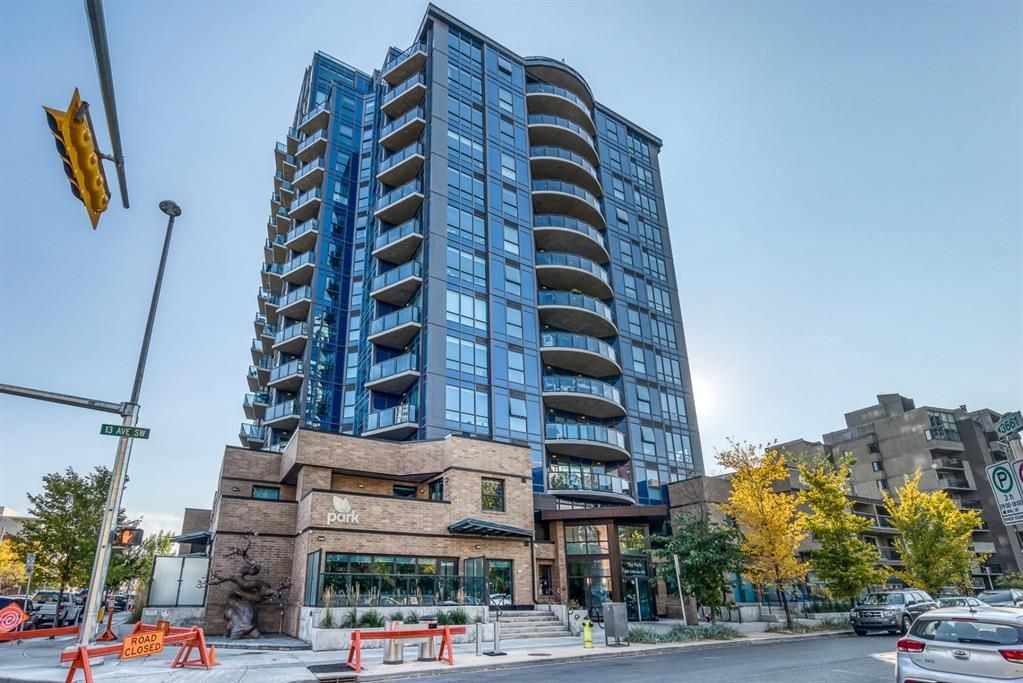 Main Photo: 1507 303 13 Avenue SW in Calgary: Beltline Apartment for sale : MLS®# A1092603
