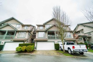 "Photo 1: 7 6050 166 Street in Surrey: Cloverdale BC Townhouse for sale in ""Westfield"" (Cloverdale)  : MLS®# R2519996"