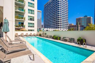 Photo 28: DOWNTOWN Condo for sale : 1 bedrooms : 1240 India Street #104 in San Diego