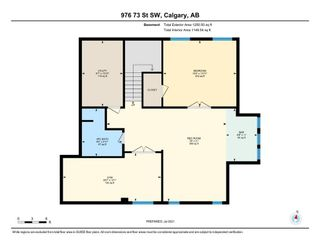 Photo 48: 976 73 Street SW in Calgary: West Springs Detached for sale : MLS®# A1125022