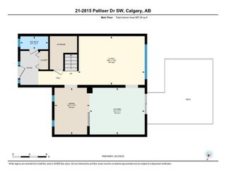 Photo 30: 21 2815 Palliser Drive SW in Calgary: Oakridge Row/Townhouse for sale : MLS®# A1149195