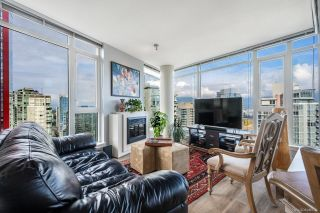 Photo 9: 2701 1188 W PENDER Street in Vancouver: Coal Harbour Condo for sale (Vancouver West)  : MLS®# R2623077