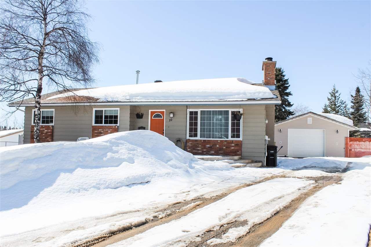 Main Photo: 10 SCOVIL Place in Mackenzie: Mackenzie -Town House for sale (Mackenzie (Zone 69))  : MLS®# R2564717