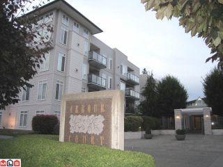 "Photo 1: 107 32075 GEORGE FERGUSON Way in Abbotsford: Abbotsford West Condo for sale in ""Arbour Court"" : MLS®# F1124751"