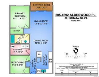Photo 14: 205 4692 Alderwood Pl in : CV Courtenay East Condo for sale (Comox Valley)  : MLS®# 877138