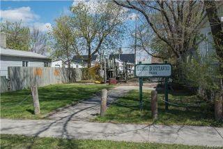 Photo 20: 370 Kensington Street in Winnipeg: St James Residential for sale (5E)  : MLS®# 1711577
