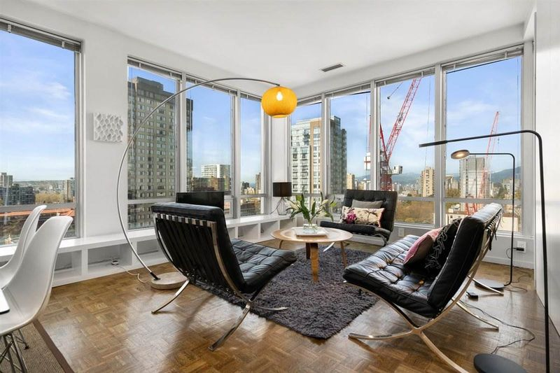 FEATURED LISTING: 1207 - 989 NELSON Street Vancouver