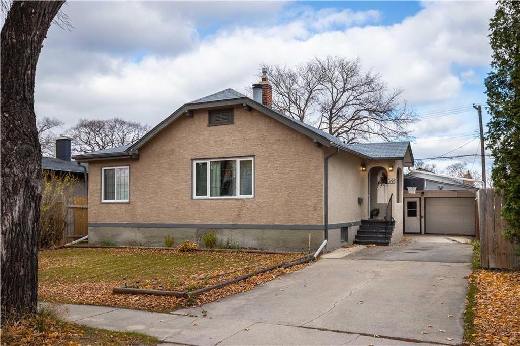 Main Photo: 155 Greene Avenue in Winnipeg: Fraser's Grove Residential for sale (3C)  : MLS®# 202026171