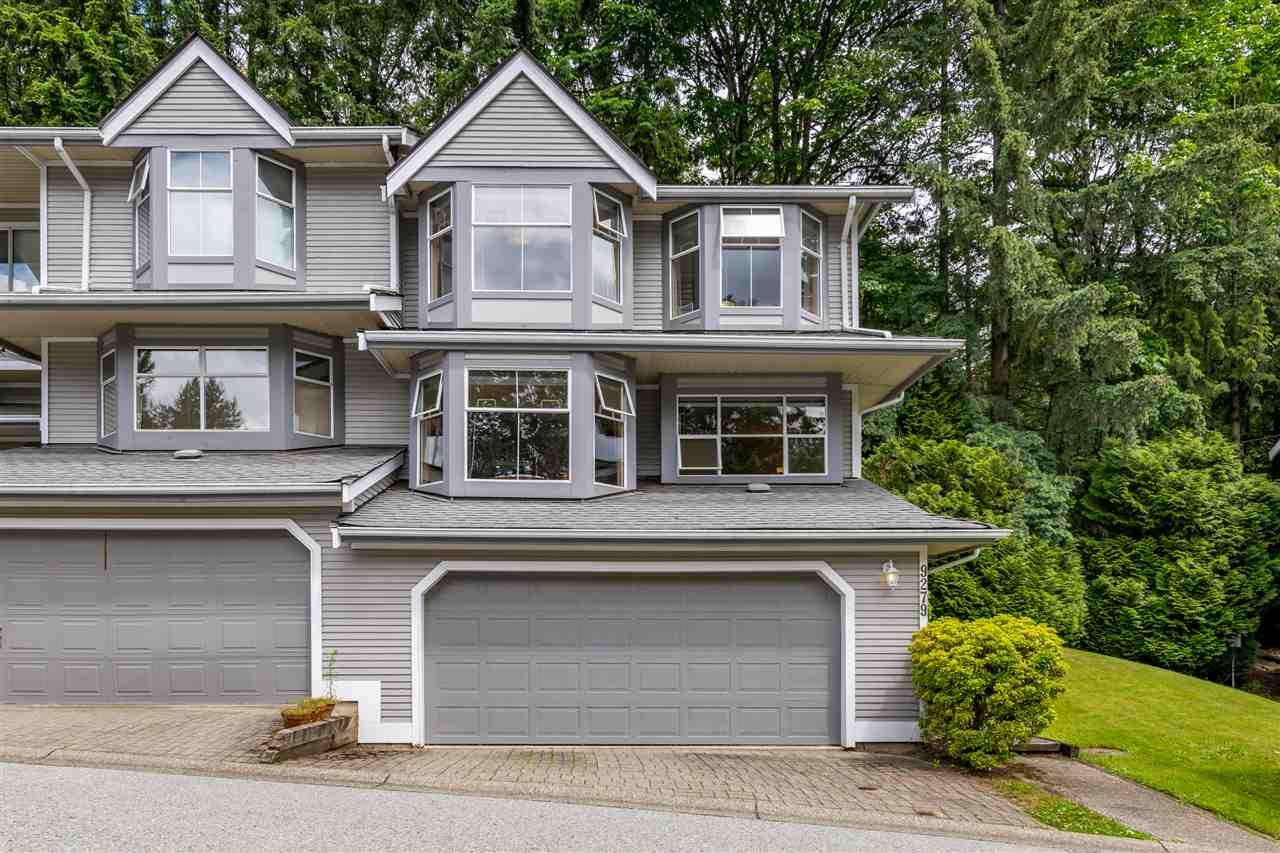 """Main Photo: 9279 GOLDHURST Terrace in Burnaby: Forest Hills BN Townhouse for sale in """"Copper Hill"""" (Burnaby North)  : MLS®# R2466536"""