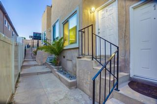 Photo 2: MISSION VALLEY Condo for sale : 2 bedrooms : 5760 Riley St #2 in San Diego