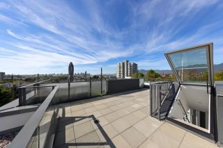 """Main Photo: 633 VICTORIA Drive in Vancouver: Hastings Townhouse for sale in """"The Frances"""" (Vancouver East)  : MLS®# R2617518"""