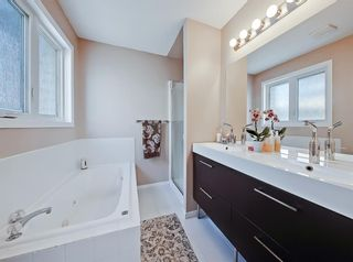 Photo 14: 119 Prominence Heights SW in Calgary: Patterson Row/Townhouse for sale : MLS®# A1070136