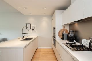 """Photo 5: 403 181 W 1ST Avenue in Vancouver: False Creek Condo for sale in """"BROOK AT THE VILLAGE AT FALSE CREEK"""" (Vancouver West)  : MLS®# R2576731"""