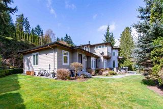 Photo 1: 760 BURLEY Drive in West Vancouver: Sentinel Hill House for sale : MLS®# R2557619