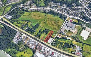 Photo 2: 23403 LOUGHEED Highway in Maple Ridge: Albion Land Commercial for sale : MLS®# C8035534
