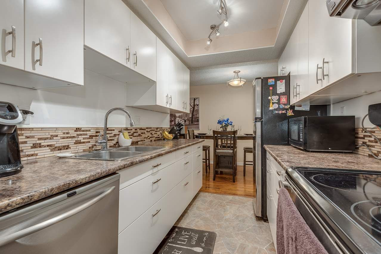 """Main Photo: 101 1025 CORNWALL Street in New Westminster: Uptown NW Condo for sale in """"CORNWALL PLACE"""" : MLS®# R2332548"""