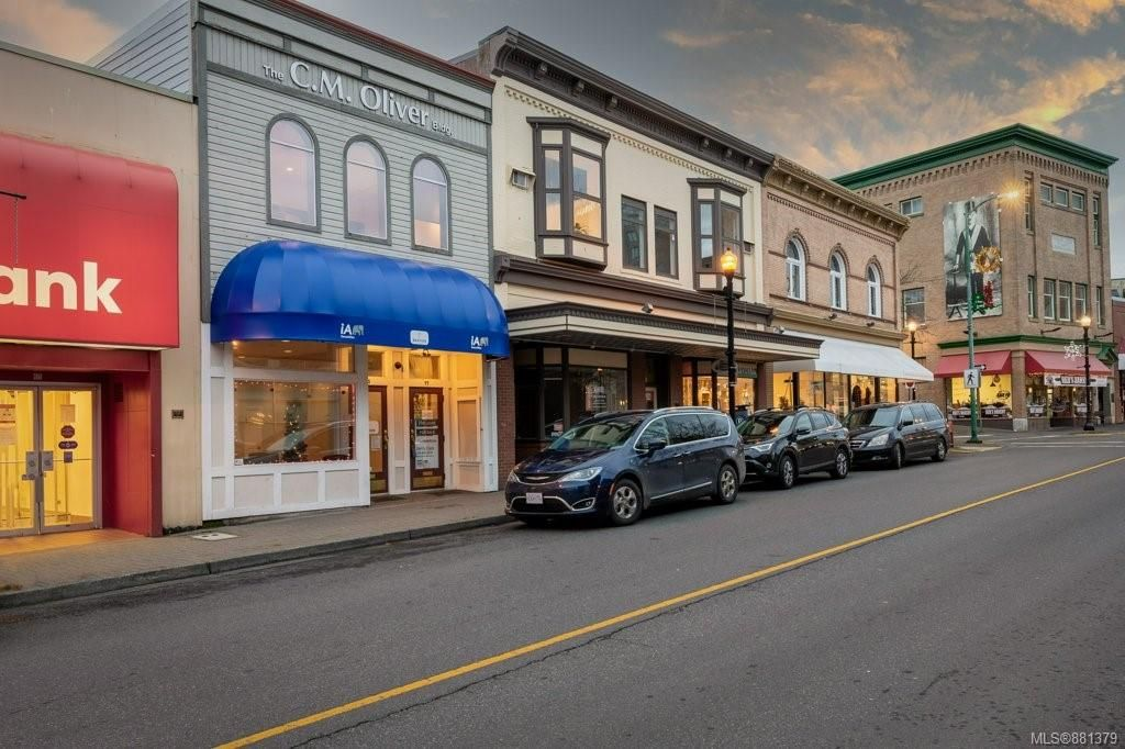 Main Photo: 75-77 Commercial St in : Na Old City Mixed Use for sale (Nanaimo)  : MLS®# 881379
