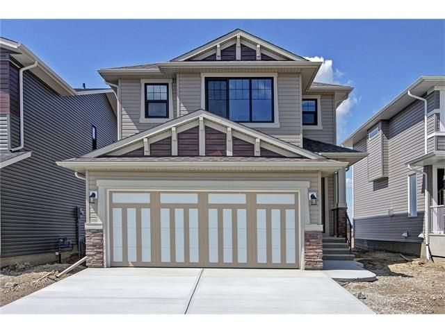 Main Photo: 158 WALGROVE Drive SE in Calgary: Walden House for sale : MLS®# C4075055