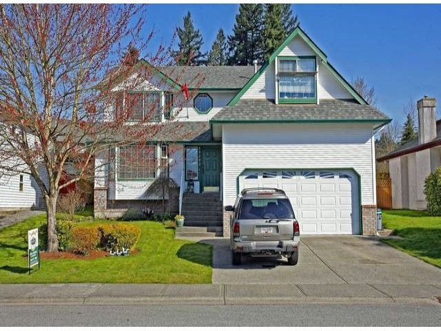 Photo 1: Photos: 35293 BELANGER Drive in Abbotsford: Abbotsford East House for sale : MLS®# F1306668