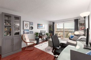 "Main Photo: 209 312 CARNARVON Street in New Westminster: Downtown NW Condo for sale in ""Carnarvon Terrace"" : MLS®# R2539082"