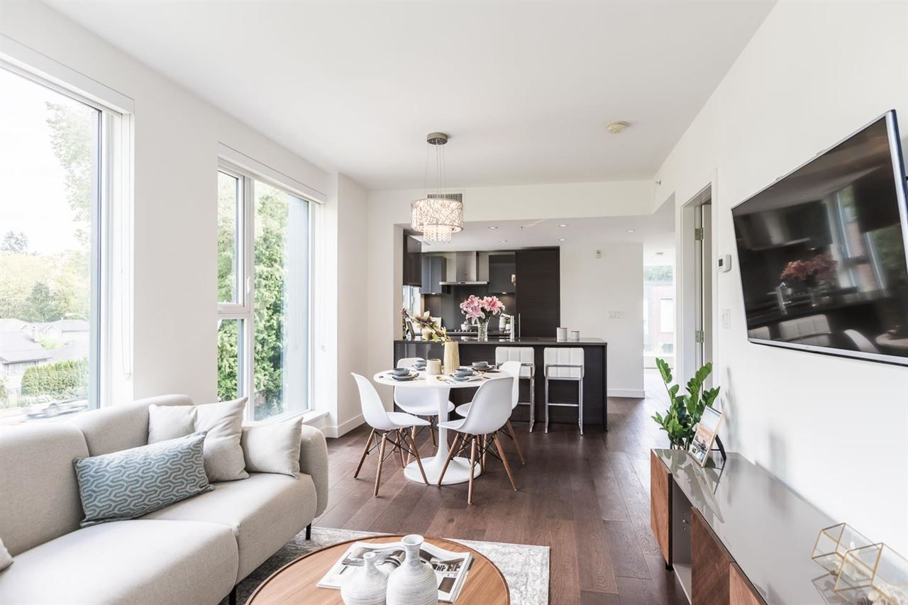 """Main Photo: 503 1515 ATLAS Lane in Vancouver: South Granville Condo for sale in """"Shannon Wall Centre Kerrisdale -Cartier House"""" (Vancouver West)  : MLS®# R2580784"""