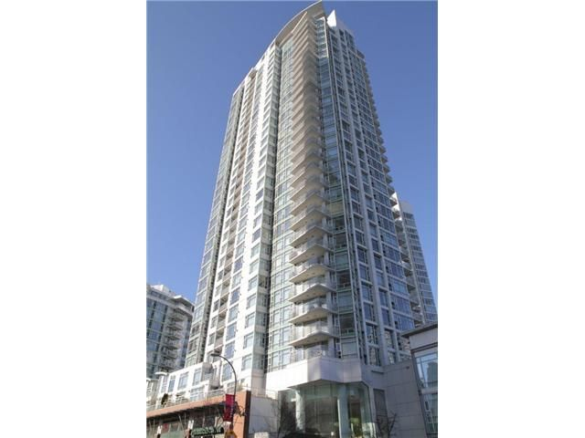 "Main Photo: 1107 1199 MARINASIDE Crescent in Vancouver: False Creek North Condo for sale in ""AQUARIUS MEWS 1"" (Vancouver West)  : MLS®# V885659"